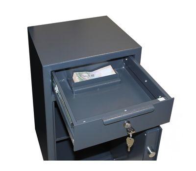 Сейф Griffon RD.60.K.K с ящиком для вброса купюр