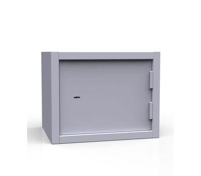 Бухгалтерский шкаф АРГО – МЕТАЛЛ ШБС-01 мини