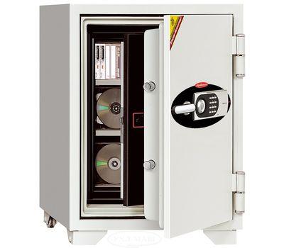 Сейф Diplomat DS1070EHK для магнитных носителей